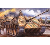 Academy - Jagdpanther&zimmerit (mo.)