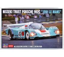 Hasegawa - Porsche 962 C Trust LM 1991