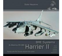 Duke hawkins - Harrier II