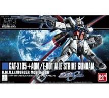 Bandai - HG X-105 & AQM Aile Strike Gundam (0185144)