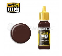 Mig products - Old rust color