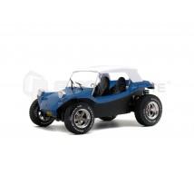 Solido - Buggy Meyers Manx 1968 bleu fermé