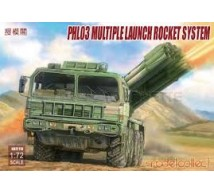 Model collect - PHL 03 MLRS