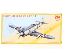 Pm model - Sea Fury FB11