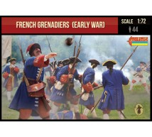 Strelets - French Grenadiers early 1701