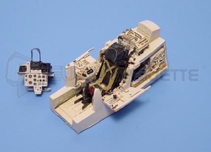 Aires - Mig 29 A Fulcrum Cockpit