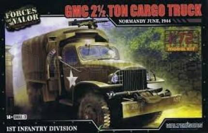 Forces of valor - GMC Tolé