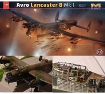 HK models - Avro Lancaster Mk I