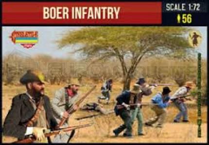 Strelets - Boer infantry
