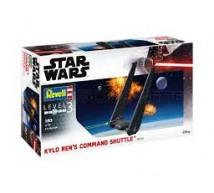 Revell - Kylo Ren command shuttle