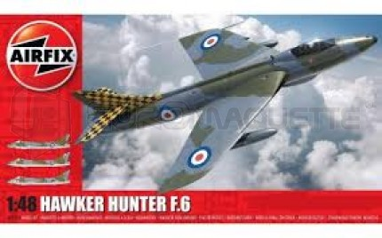 Airfix - Hawker Hunter F6