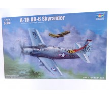 Trumpeter - A-1H/AD-6 Skyraider