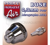 Prince August - Buse 0,3 Aero A011