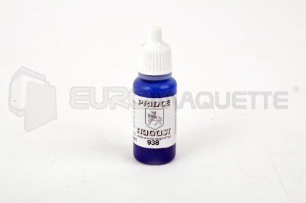 Prince August - Bleu transparent 938 (pot 17ml)