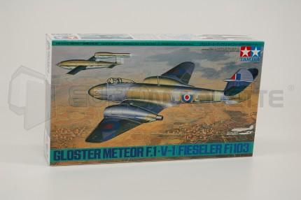 Tamiya - Gloster Meteor & V-1