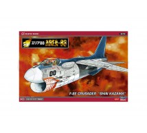 Hasegawa - F-8E Manga