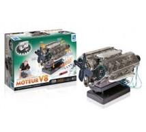 Megableu - Moteur V8
