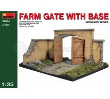 Miniart - Mur de ferme