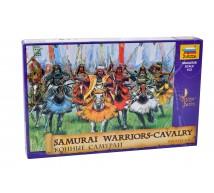 Zvezda - cavaliers samouraïs
