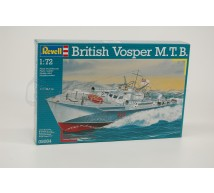 Revell - British Vosper MTB