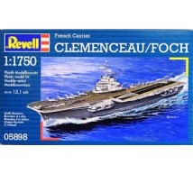 Revell - Clemenceau/Foch 1/1750