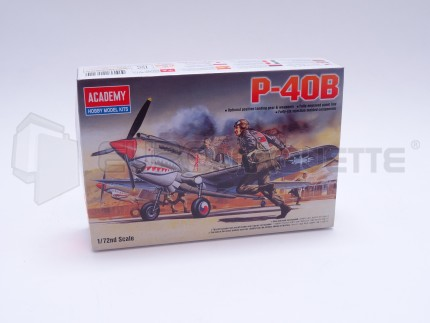 Academy - P-40 B Tomahawk