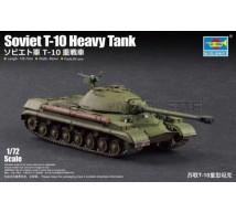 Trumpeter - T-10 heavy tank