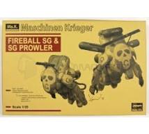 Hasegawa - MK Fireball SG & SG Prowler