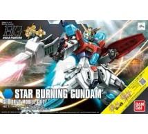 Bandai - HG Star Burning Gundam (0219547)