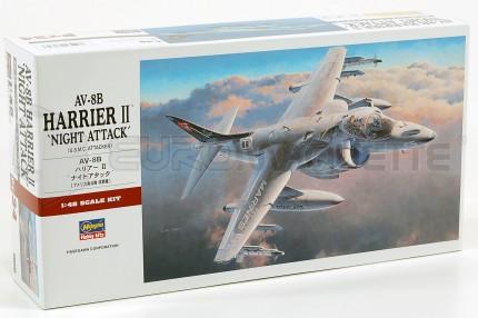 Hasegawa - AV-8B Night Harrier