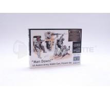 Master box - US modern Army Man down