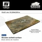 Vallejo - Wodden airfield surface
