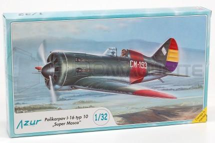 Azur - Polikarpov I-16