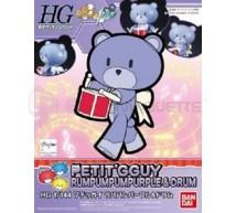 Bandai - Petit GGuy Purple (02111236)