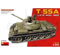 Miniart - T-55 A Late  mod 1955