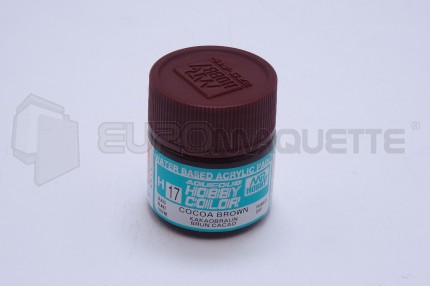 Gunze Sangyo - Brun Cacao H17 (pot 10ml)