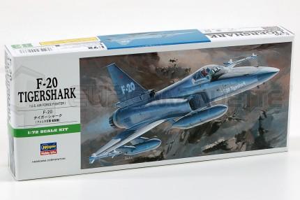 Hasegawa - F-20 Tigershark