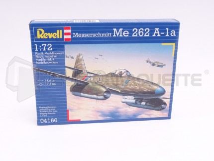 Revell - Me 262 A1a
