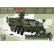 Afv Club - Stryker & mine roller