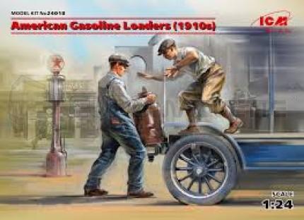 Icm - Gasoline loadere 1910