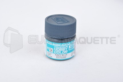 Gunze Sangyo - Bleu Marine H54 (pot 10ml)