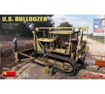 Miniart - US civil Bulldozer