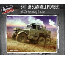 Thunder model - Scammel SV/2S Recovry tractor