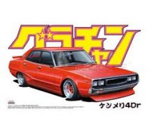 Aoshima - Skyline 4Dr 2000 GT-X