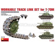 Miniart - T-70M Tracks