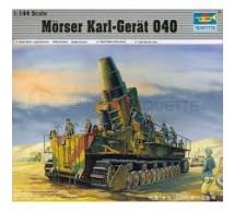 Trumpeter - Morser KARL 1/144