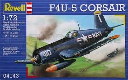 Revell - F4U-5  Corsair