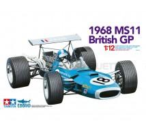 Ebbro - Matra MS 11 1968 British GP