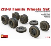 Miniart - ZIS-6 roues