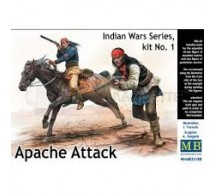 Master box - Apache attack